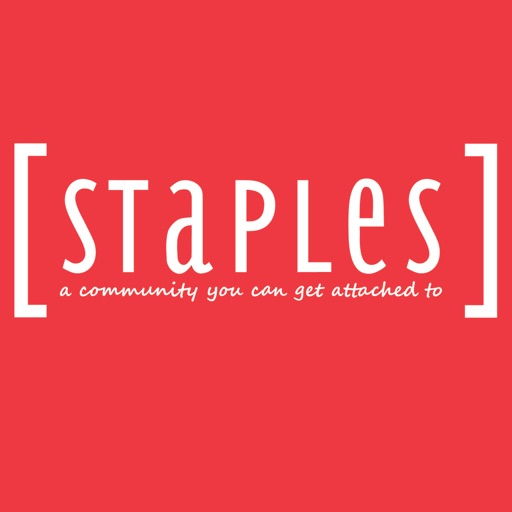 Discover Staples free software for iPhone and iPad