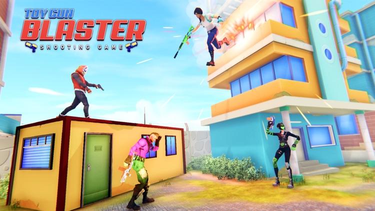 Toy Gun Blaster- Shooting Game screenshot-4