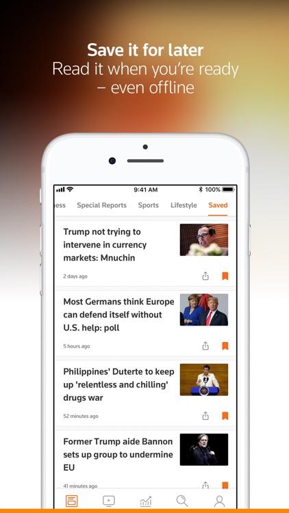 Reuters News screenshot-3