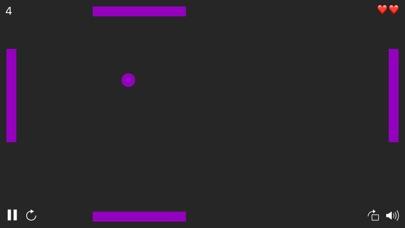 DoublePong Game screenshot #1