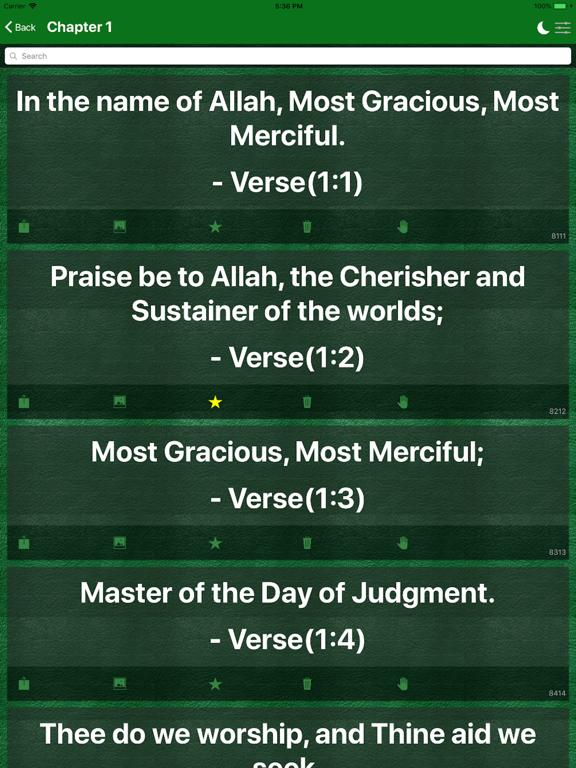 Quran Quotes - Islamic Verses screenshot 7