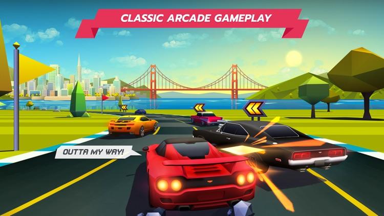 Horizon Chase screenshot-0