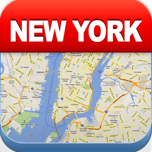 New York Offline Map
