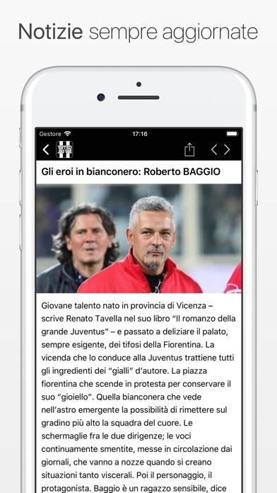 TuttoJuve.com Скриншоты3