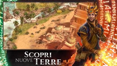 Screenshot of Rival Kingdoms: Notte Infinita4