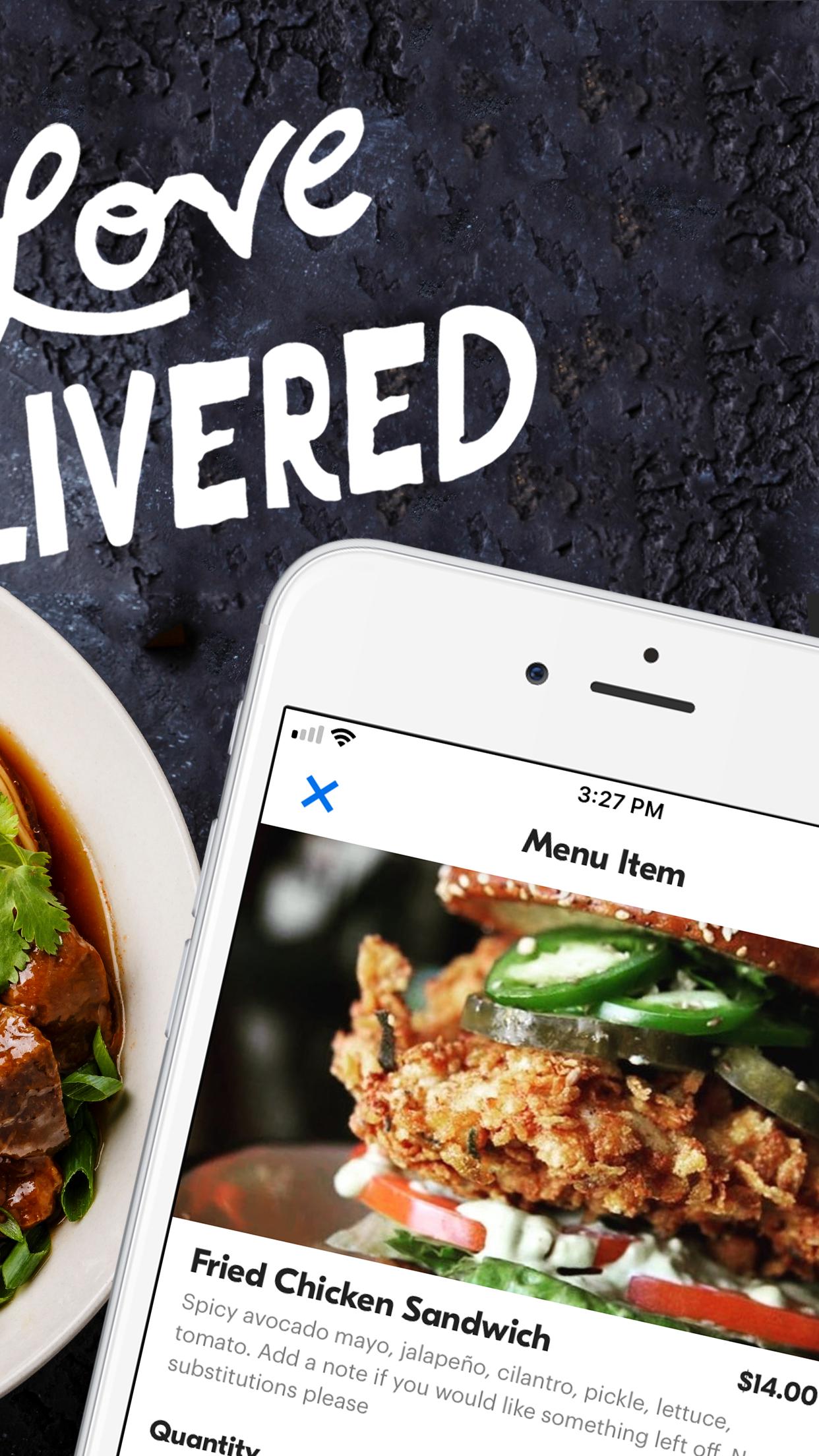 Grubhub – Order Food Delivery Screenshot