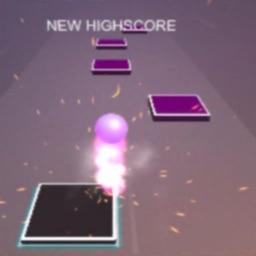 Tile Hop: Beatstar Music Games