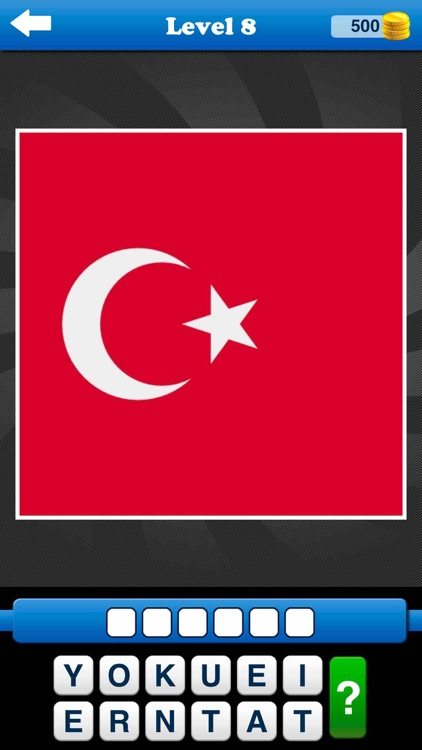 Guess the Flag Quiz World Game screenshot-7