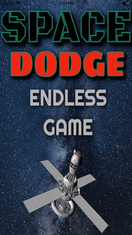Space Dodge - Endless Game