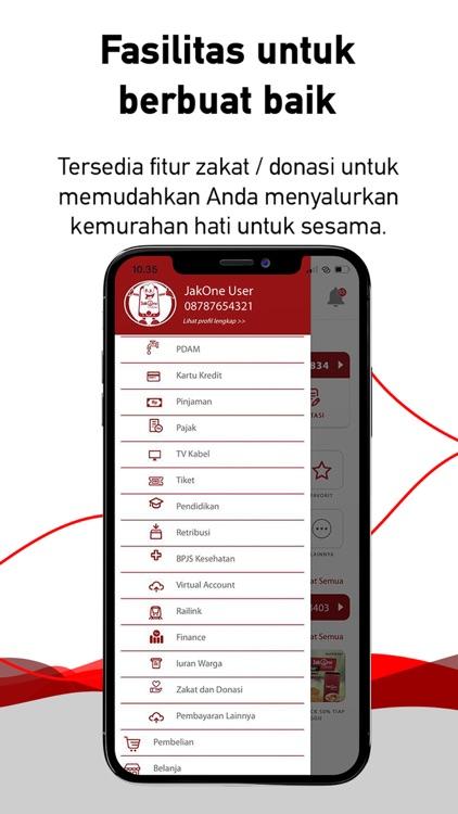 JakOne Mobile - Bank DKI screenshot-3