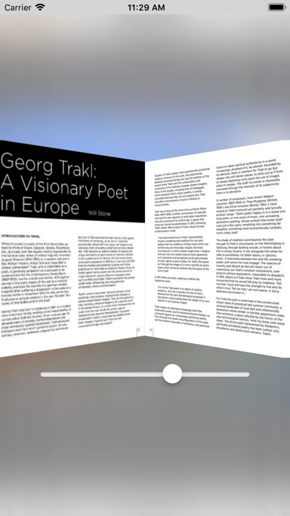 Magma Poetry screenshot-3