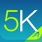 App Icon for Couch to 5K® - Run training App in Denmark App Store
