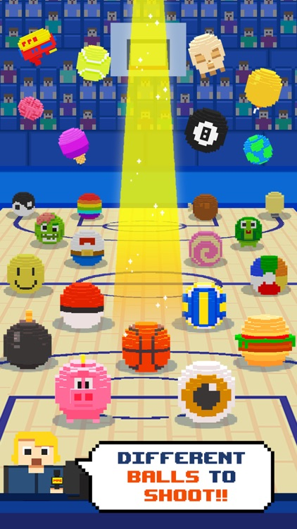 Shooty Basketball!