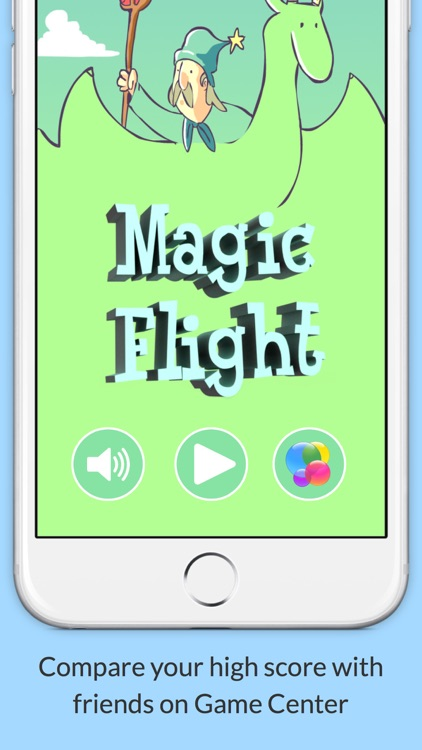 Magic Flight screenshot-3