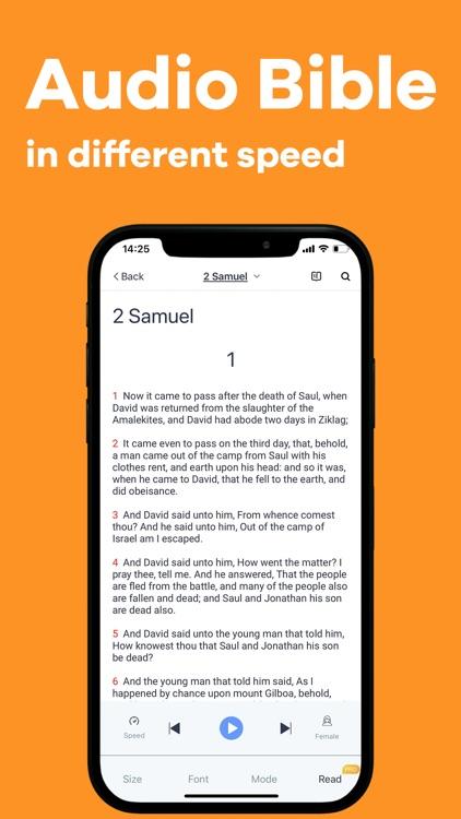 Holy Bible - Daily Bible Verse screenshot-4