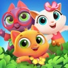 Tropicats: Match 3 Puzzle Game - iPadアプリ