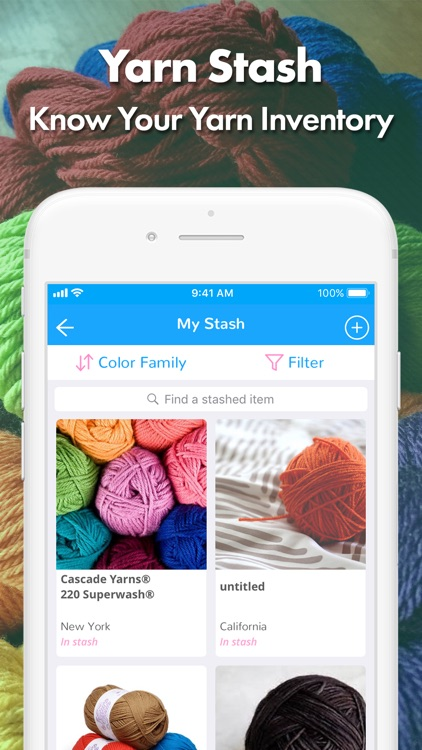 Wooly - Knitting & Crochet App screenshot-4