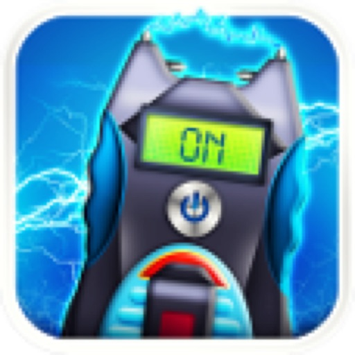 Electric Stun Gun Prank iOS App