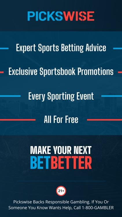 Pickswise Sports Betting screenshot-9