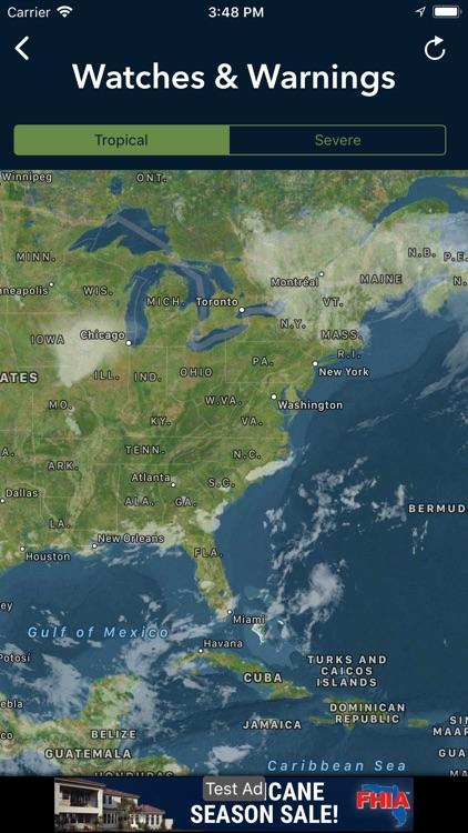 Max Tracker Hurricane WPLG screenshot-3
