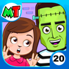 My Town Games LTD - My Town : Haunted House  arte