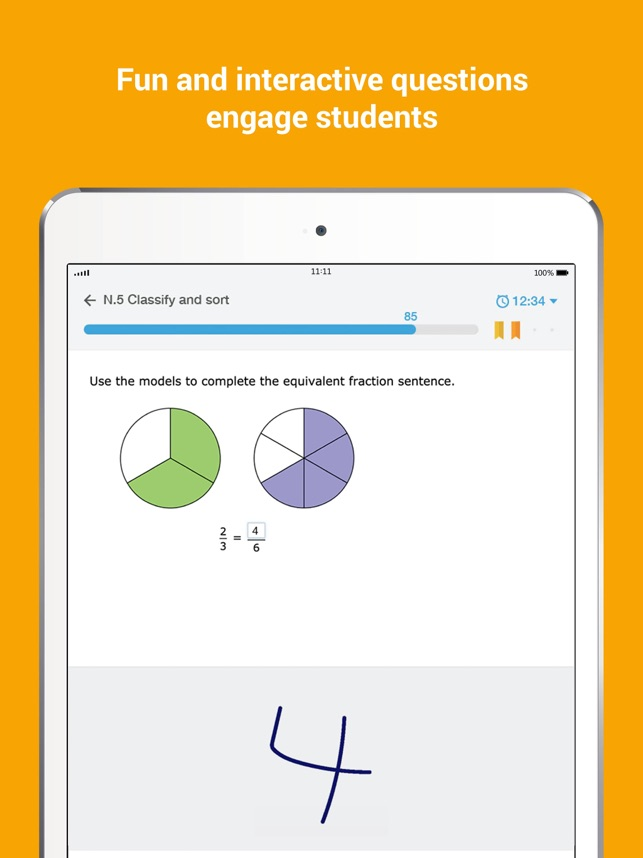 IXL - Math and English dans l\'App Store
