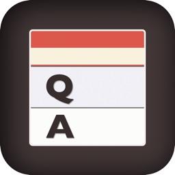 Simple Q&A Diary