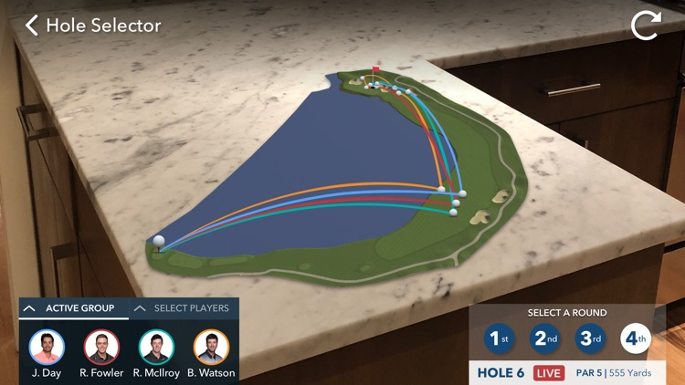 PGA TOUR AR screenshot-2