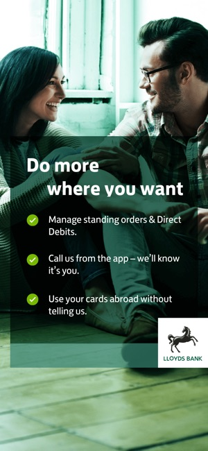 Lloyds bank mobile banking on the app store lloyds bank mobile banking on the app store reheart Images
