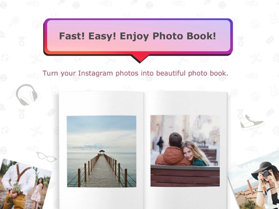 Likes for Instagram - InsBook-ipad-2