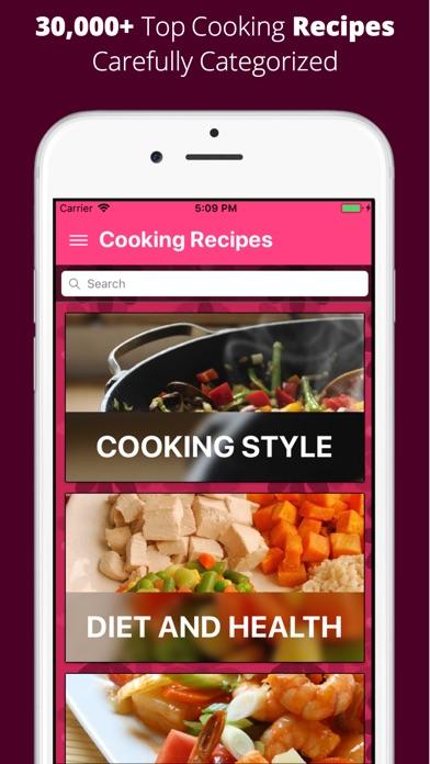 Recipe Book - 30K+ Recipes screenshot 1