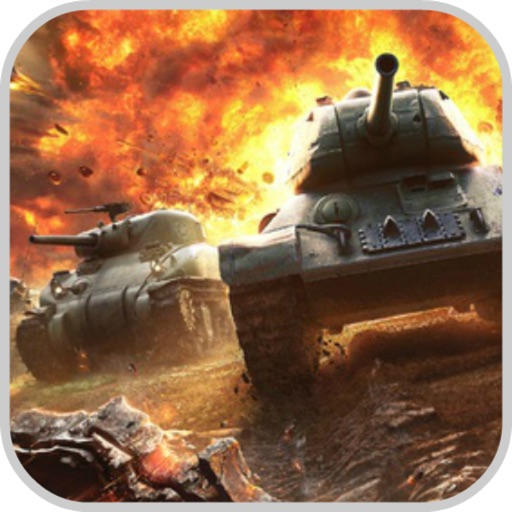 Real Battle Blitz: Tank 3D War icon