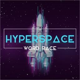 Hyperspace Word Race