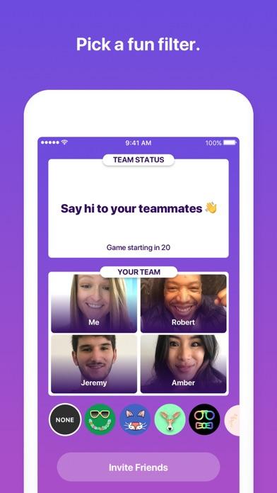 Lively - Fun Team Trivia Game Screenshot on iOS