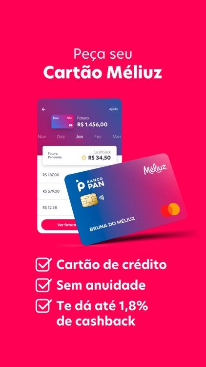 Méliuz: Cashback e Cartão