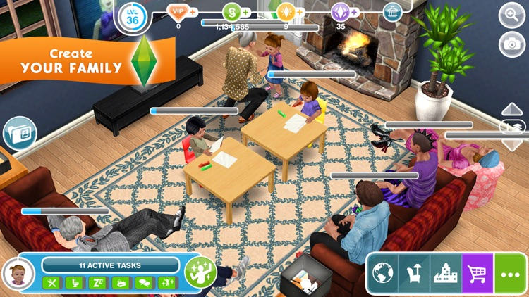 The Sims™ FreePlay screenshot-3