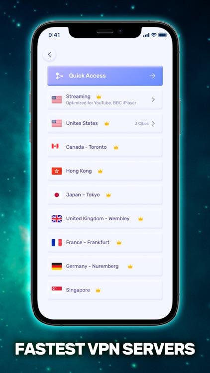 All Secure VPN & WiFi Proxy screenshot-4