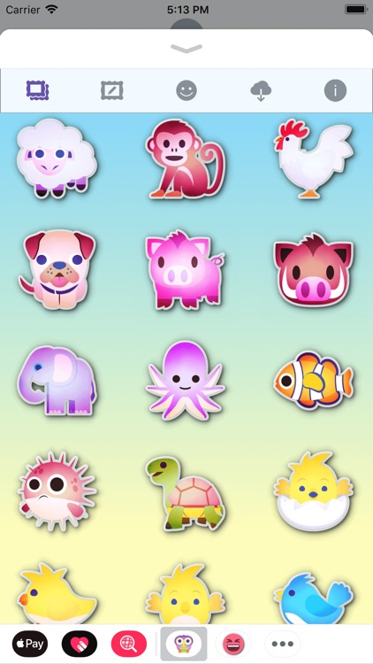Animals Emoji • Stickers screenshot-6