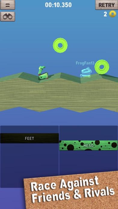 Screenshot 4 Wobble Frog Adventures