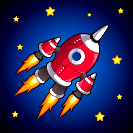 Rocket BLOX free software for iPhone, iPod and iPad