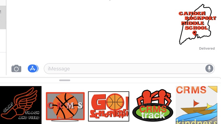 CRMS Sticker Pack
