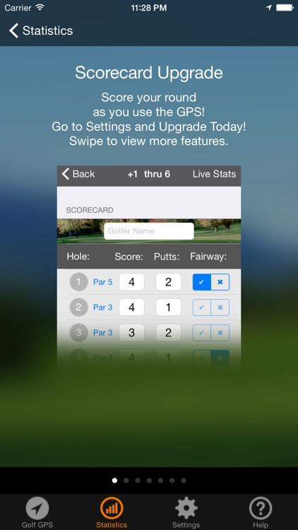 Golf GPS Navigator screenshot-3