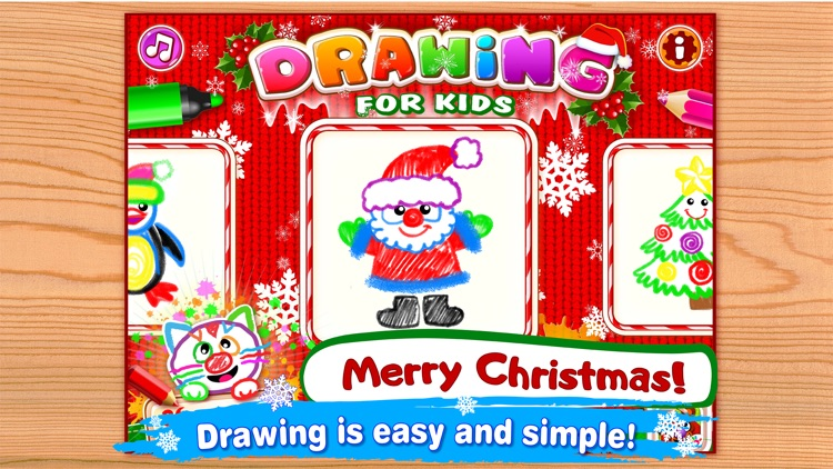 DRAWING for Toddlers Kids Apps screenshot-0