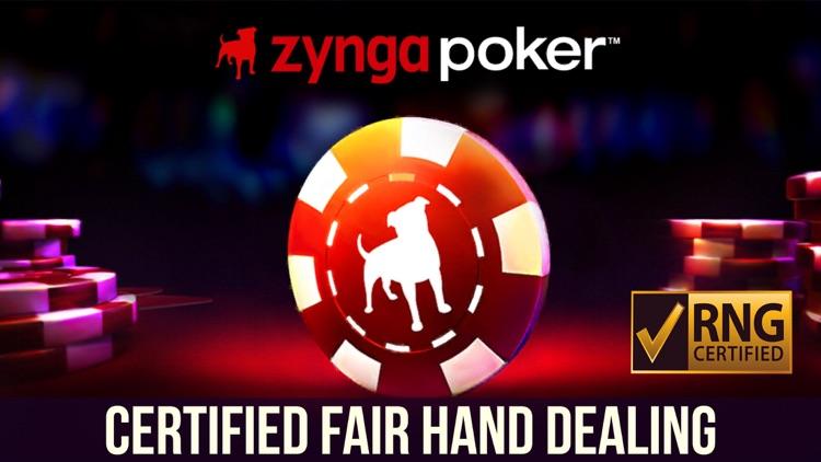 Zynga Poker - Texas Holdem screenshot-0