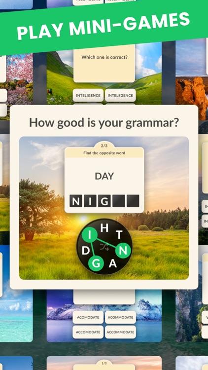 Wordsgram - Word Search Game screenshot-0