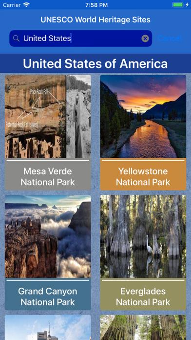 点击获取World Heritage Sites - UNESCO