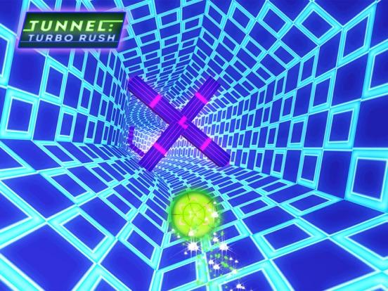 Tunnel: Turbo Rush Ballz Game-ipad-5