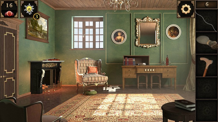 密室逃離:逃出神秘宮殿 - 逃脫解謎遊戲