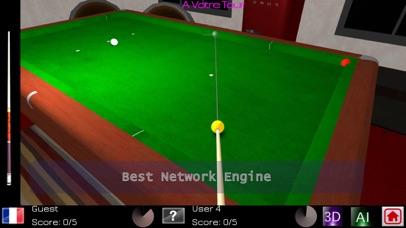 Carom Billiards Pro screenshot 4