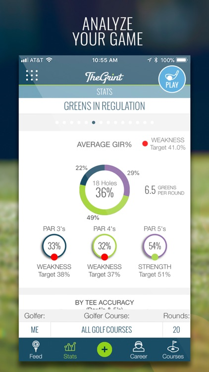 TheGrint   Your Golferhood